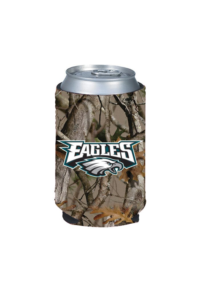 Philadelphia Eagles Camo Can Coolie - Image 1