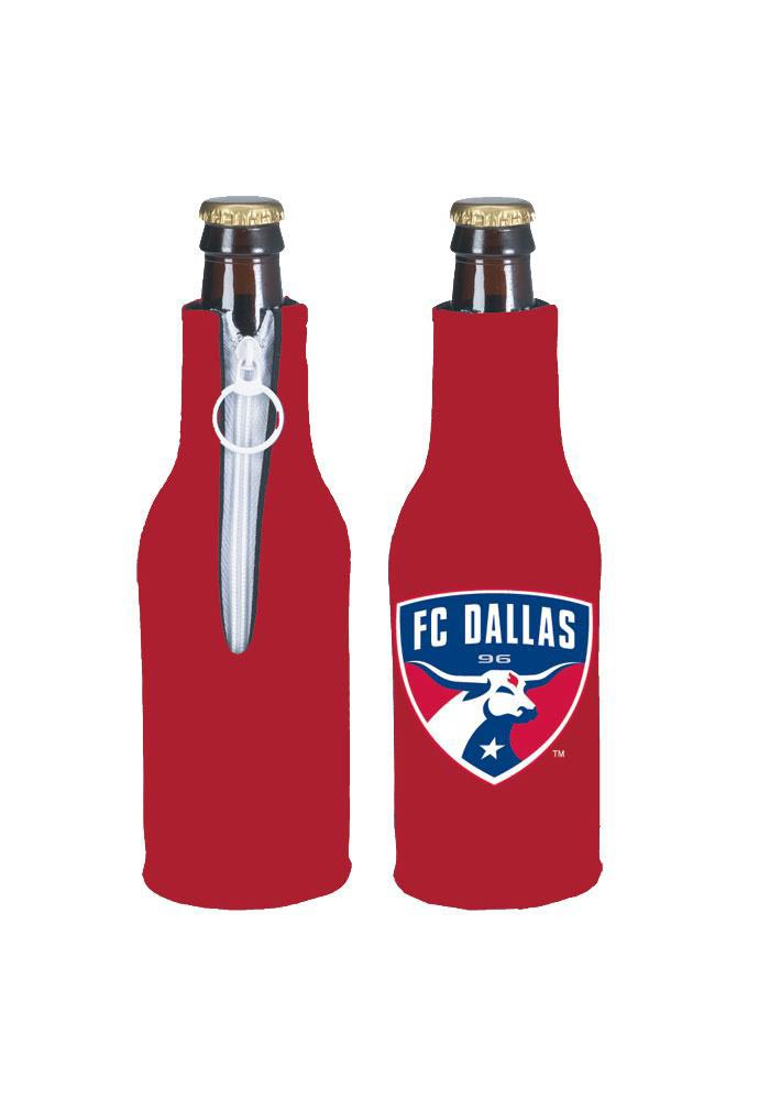 FC Dallas Red Bottle Coolie