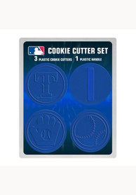 Texas Rangers Cookie Cutter Cookie Cutters