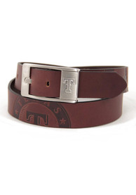Texas Rangers Brandish Belt - Brown