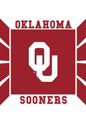 Oklahoma Sooners Luncheon 16 Pack Napkins
