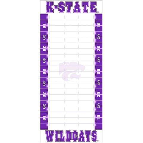 K-State Wildcats To-Do List Notepad - Image 1