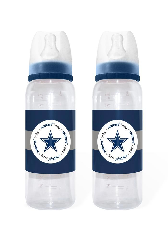 Dallas Cowboys 2 Pack Bottle Baby Bottle - Image 1
