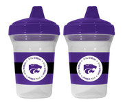 K-State Wildcats 2-Pack 5 oz. Bottle