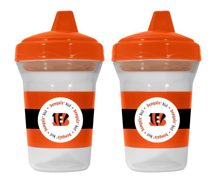 Cincinnati Bengals 2 Pack 5 oz. Baby Bottle - Image 2