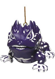TCU Horned Frogs Mascot Ornament