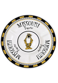 Missouri Tigers Round Chip And Dip Serving Tray