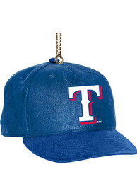 Texas Rangers Baseball Cap Ornament