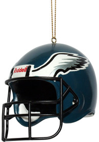 Philadelphia Eagles Football Helmet Ornament
