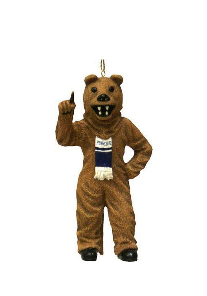 Penn State Nittany Lions Mascot Ornament - Image 1