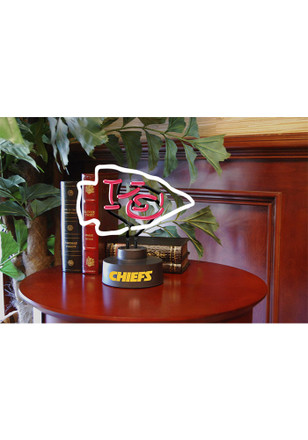 Shop Kansas City Chiefs Neon Signs Fan Cave Gifts