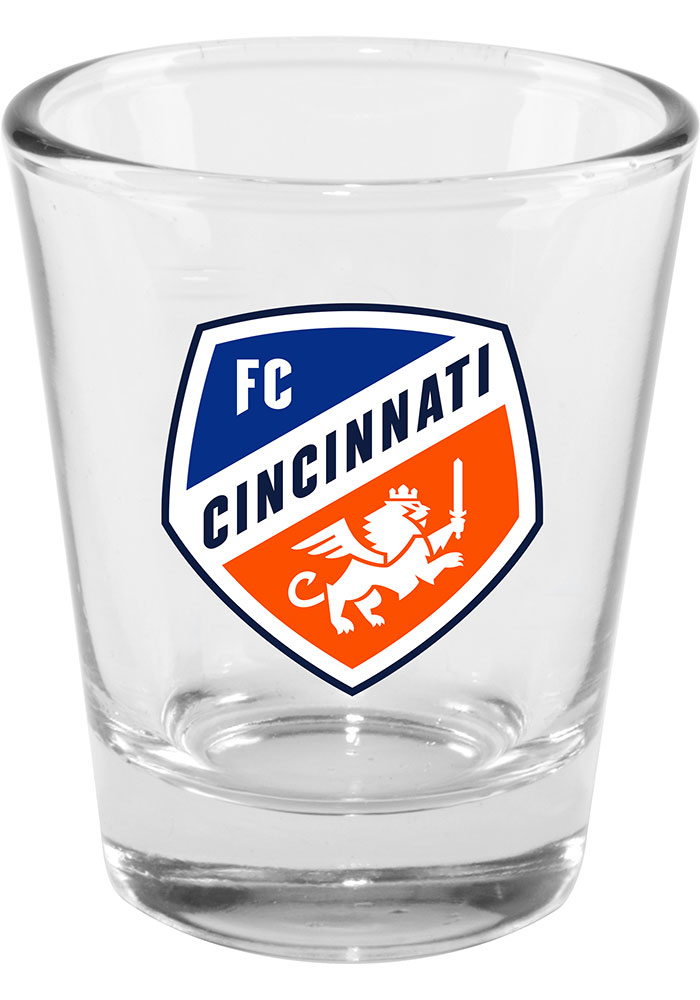 FC Cincinnati 2oz Collector Shot Glass - Image 1