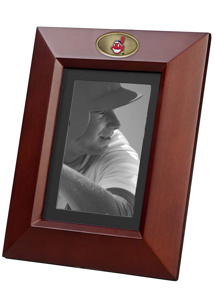 Cleveland Indians 8x10 Wooden Picture Frame - 12980620