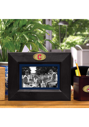 Cleveland Indians 8x10 Wooden Horizontal Picture Frame