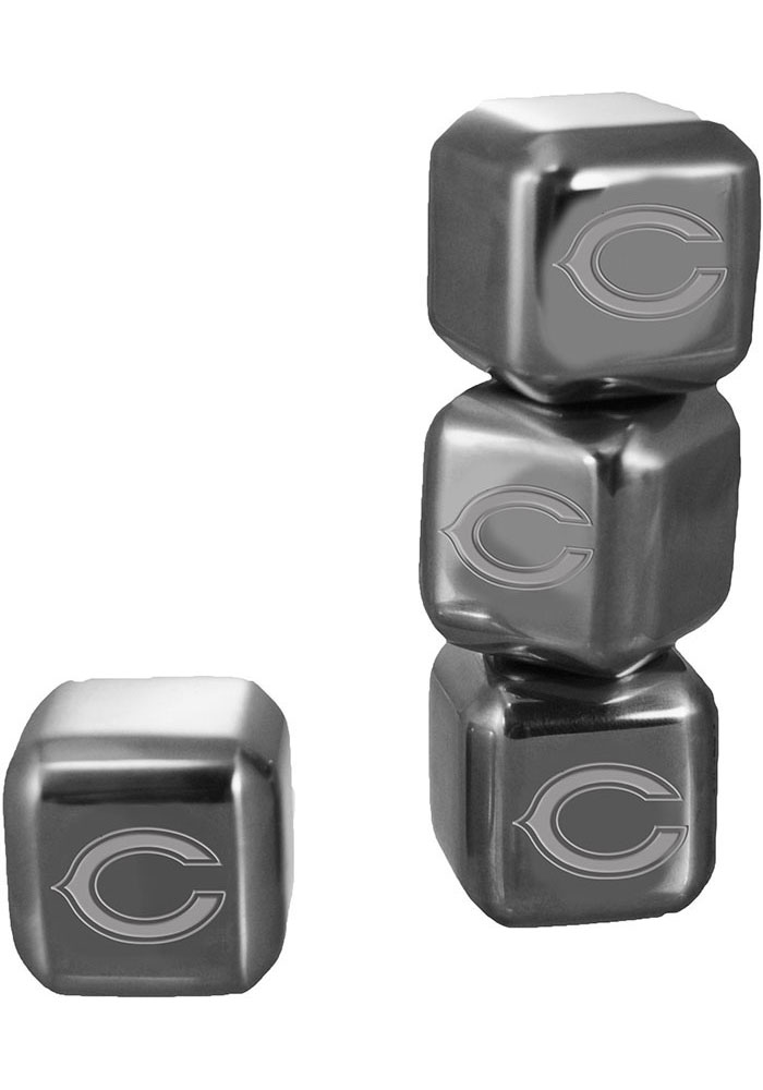 Chicago Bears 6-Pack Ice Cube Tray - Image 1