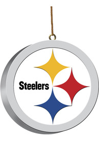 Pittsburgh Steelers 3D Logo Ornament