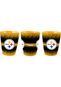 Pittsburgh Steelers 2oz Collector Glass Shot Glass