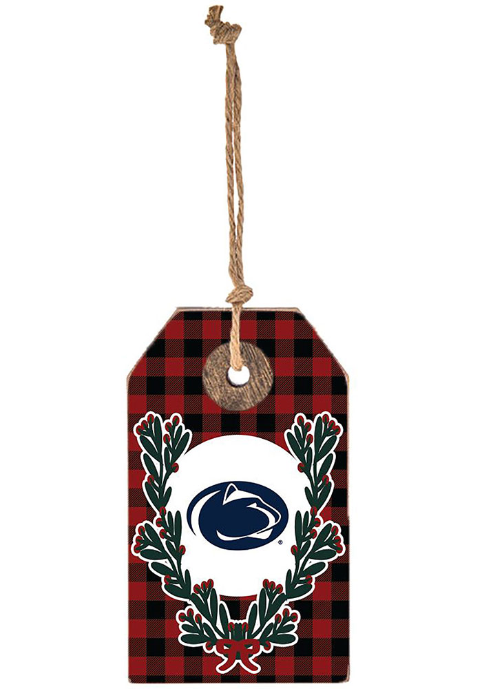 Penn State Nittany Lions Gift Tag Ornament - Image 1