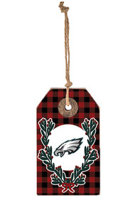 Philadelphia Eagles Gift Tag Ornament