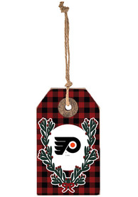 Philadelphia Flyers Gift Tag Ornament