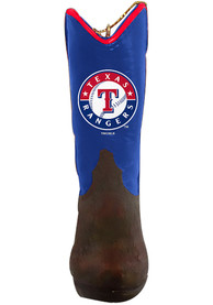 Texas Rangers Cowboy Boot Ornament