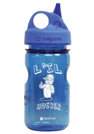Nebraska Cornhuskers Blue Nalgene Bottle