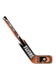 Philadelphia Flyers 21 Inch Long Wood Goalie Hockey Stick