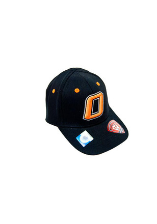 Top of the World Oklahoma State Cowboys Black Cub One-Fit Infant Adjustable Hat