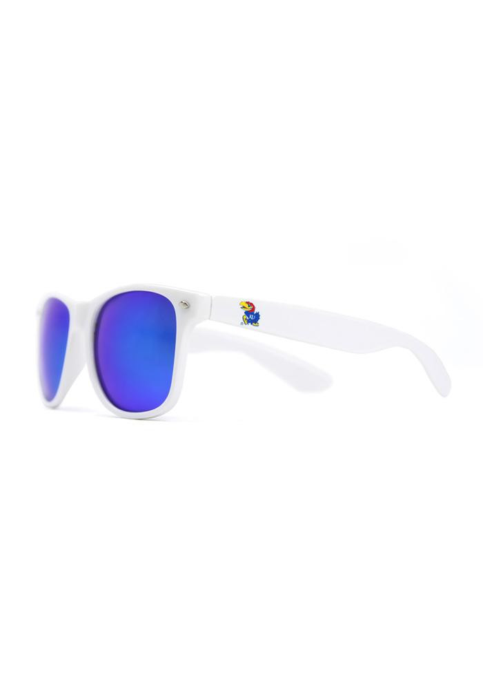 Kansas Jayhawks Throwback Mens Sunglasses - Image 2