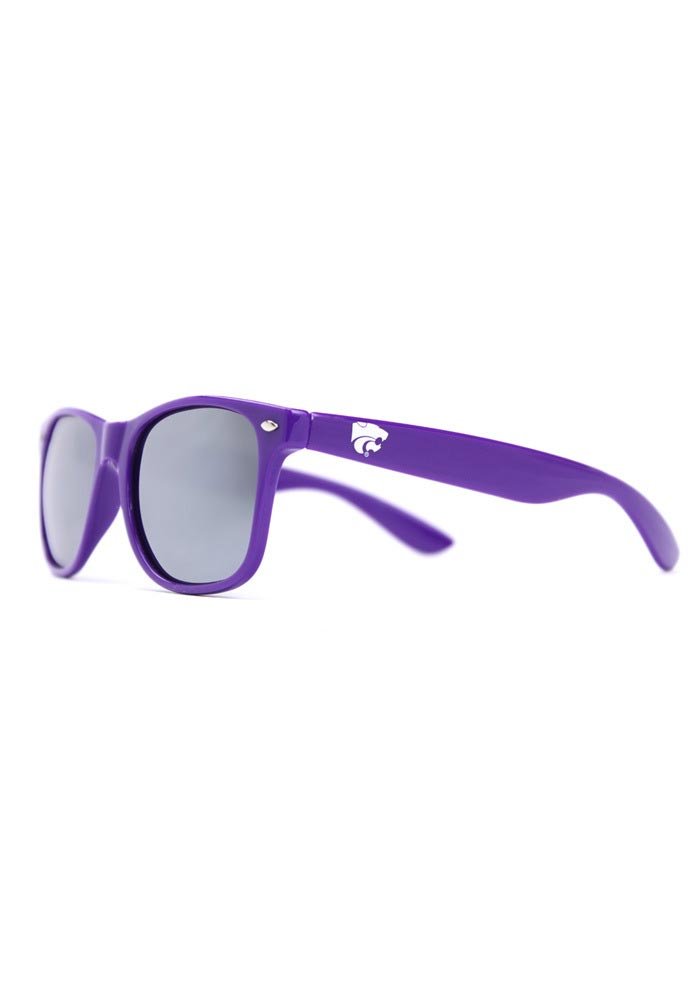 K-State Wildcats Throwback Mens Sunglasses - Image 1