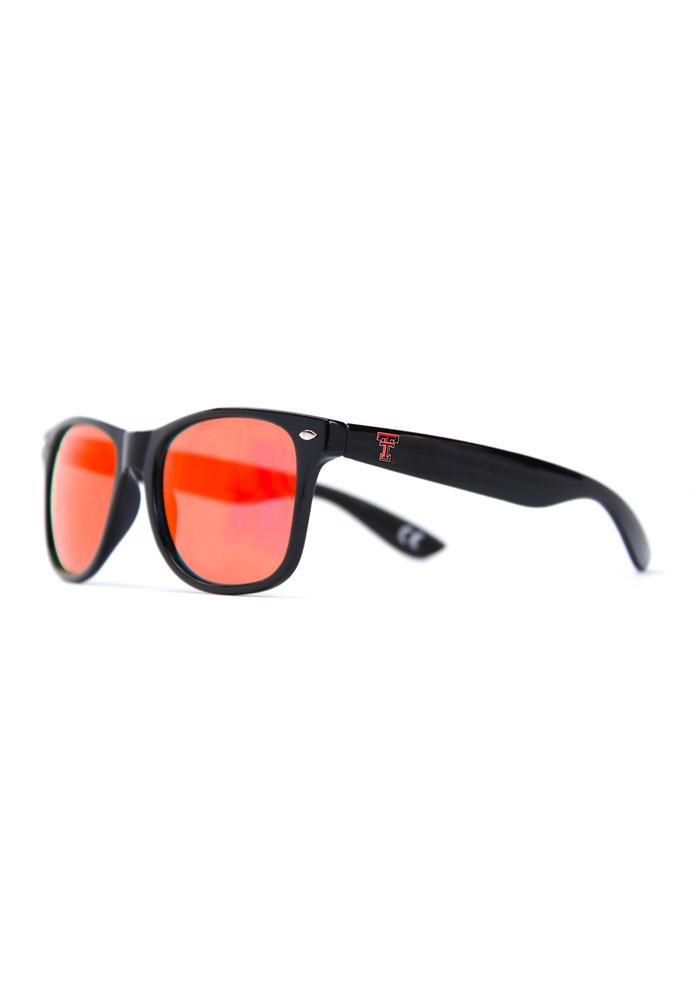 Texas Tech Red Raiders Throwback Mens Sunglasses - Image 2
