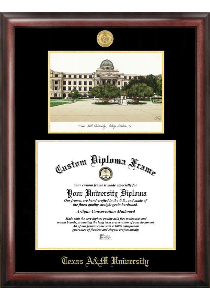 Texas A&M Aggies Diploma Picture Frame - 7494055