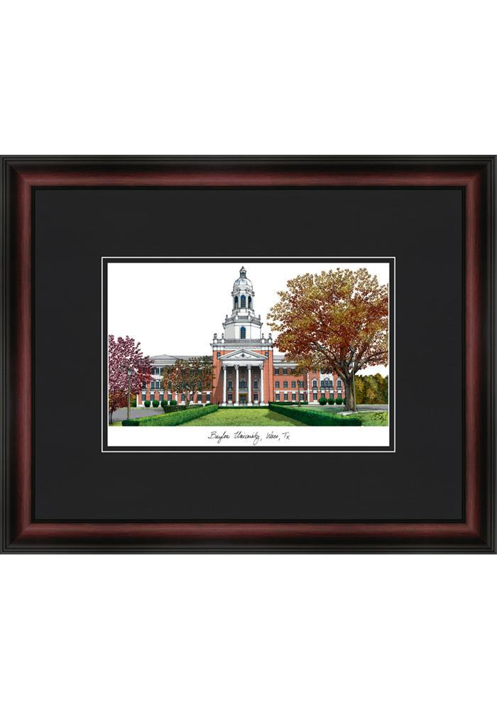 Baylor Bears 18X14 Campus Framed Posters - Image 1
