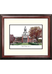 Baylor Bears Campus Print Picture Frame