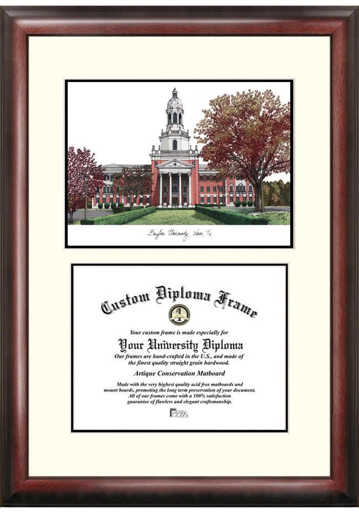 TCU Horned Frogs Diploma Picture Frame - Image 2