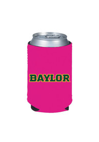 Baylor Bears Pink Can Coolie