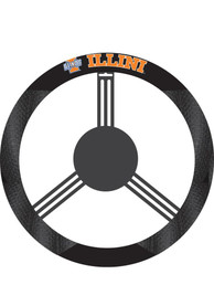 Illinois Fighting Illini Auto Steering Wheel Cover