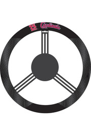St Louis Cardinals Poyl-Suede Auto Steering Wheel Cover