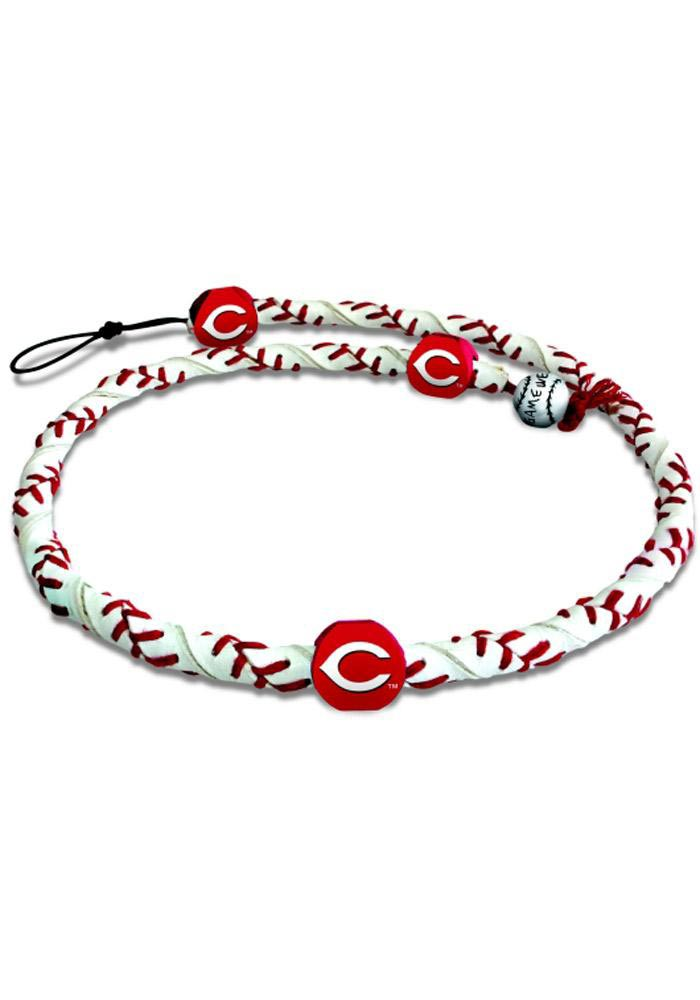 Cincinnati Reds Frozen Rope Mens Necklace - Image 1