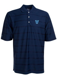 Villanova Wildcats Antigua Tone Polo Shirt - Navy Blue