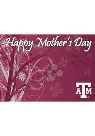 Texas A&M Aggies Mothers Day Card