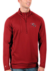 Western Kentucky Hilltoppers Antigua Generation 1/4 Zip Pullover - Red