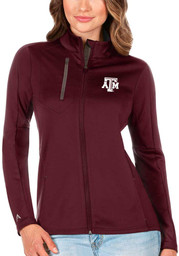 Antigua Texas A&M Aggies Womens Red Generation Light Weight Jacket