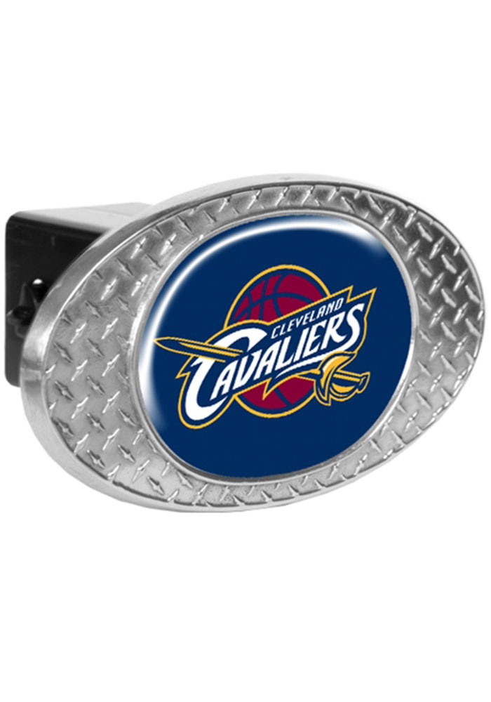 Cleveland Cavaliers Diamond Plate Car Accessory Hitch Cover - Image 1