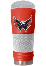 Washington Capitals 24oz Powder Coated Stainless Steel Tumbler - Red