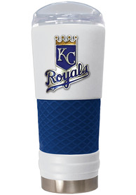 Kansas City Royals 24oz Powder Coated Stainless Steel Tumbler - White