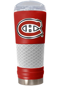 Montreal Canadiens 24oz Powder Coated Stainless Steel Tumbler - Red