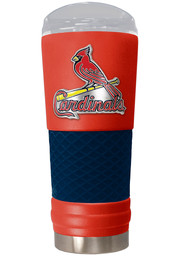 St Louis Cardinals 24oz Powder Coated Stainless Steel Tumbler - Red