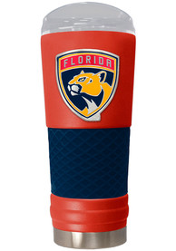 Florida Panthers 24oz Powder Coated Stainless Steel Tumbler - Red