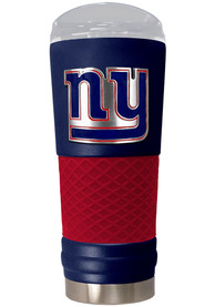 New York Giants 24oz Powder Coated Stainless Steel Tumbler - Blue